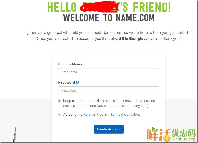 name.com7月优惠码2016