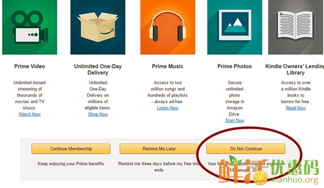 英国亚马逊prime会员教程 英亚prime会员免费30天试用 开通 分享和取消教程