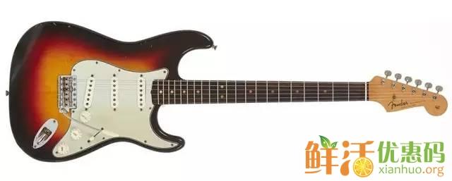 世界十大品牌电吉他排行榜,你喜欢哪个?